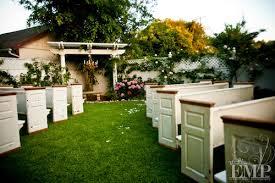 Vintage Backyard Wedding Ideas Backyard Wedding Celebration Doug Found Vintage Rentals