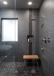 Luxury Tiles Bathroom Design Ideas by Best 25 Modern Shower Ideas On Pinterest Modern Floor Tiles