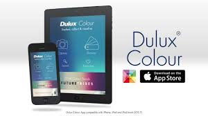 dulux colour app explore collect u0026 visualise youtube