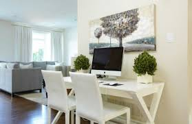 Unique Home Office Desk Furnitures Cool Home Office Space With White Cross Leg Office