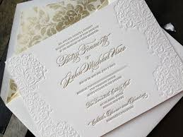 fancy wedding invitations wedding invitation designs classic wedding