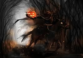 halloween background deviantart headless horseman by feeshseagullmine on deviantart