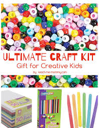 kid craft kits the ultimate craft kit for creative kids teach me