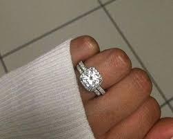 2 carat ring 2 carat cushion cut diamond earrings 1 engagement rings