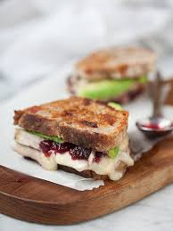 10 cranberry recipes plus a turkey cranberry and grilled brie