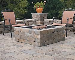 Stone Fire Pit Kit by Stone Fire Pits Crafts Home