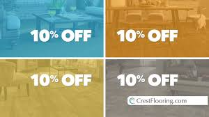 crest flooring inventory reduction sale 2016