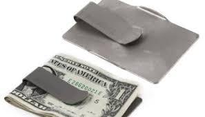 Titanium Business Cards Today U0027s Edc Deal Nemesis Knives 17 Titanium Money Clip With