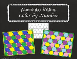 absolute value color by number in this absolute value color by