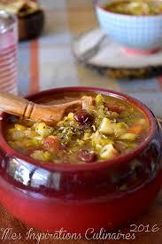 cuisine tv recettes italiennes recette minestrone soupe italienne le cuisine de samar
