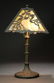 Antique Table Lamps Table Lamps F Stunning Antique Glass Lamp Shade Replacements