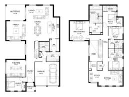 Melody Homes Floor Plans Melody 43 Double Level Floorplan By Kurmond Homes New Home
