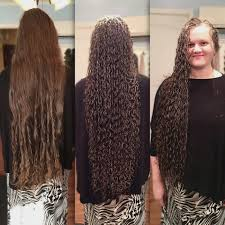 thin long permed hair spiral perms for long thin whipcare com