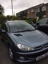 peugeot small automatic cars peugeot 206 automatic verve sw in rugby warwickshire gumtree
