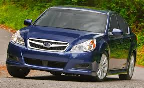 2010 subaru legacy u2013 review u2013 car and driver