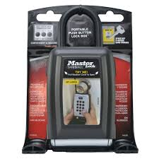 master lock select access push button key safe bunnings warehouse