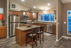 tri level home kitchen design celebrity homes del ray