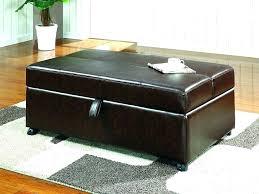 Convertible Ottoman Mesmerizing Convertible Ottoman Bed Convertible Ottoman Bed S