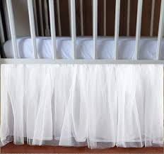 how do you put a crib skirt linens u0027n u0027curtains
