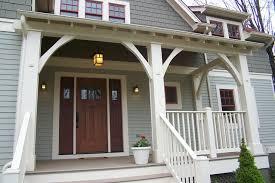 craftsman style porch decorative porch posts craftsman style porches pinterest home