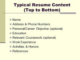 resume u003d this is my story resume overview and fundamentals 1 a