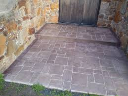 Patio Block Molds by This Diy European Block Paving Is Made Using Just One Pavermaker