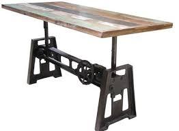 Best  Adjustable Height Table Ideas On Pinterest Adjustable - Height of kitchen table