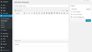 how to create re usable templates for your wordpress blog posts