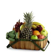 fruit basket the ftd thoughtful gesture fruit basket premium in bayville nj