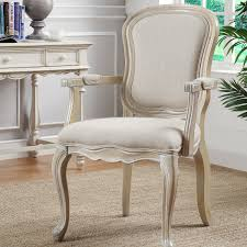 Dining Room Chairs Overstock by Coast To Coast Imports Llc Accent Arm Chair In Beige Albayalde