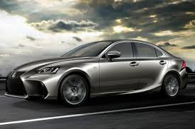 lexus is or bmw 3 2017 lexus is first look news cars com