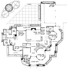 luxury estate home plans magnificent estate home plan 81117w architectural