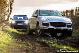 porsche cayenne turbo vs turbo s road test range rover sport svr v porsche cayenne turbo s