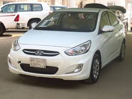 hyundai accent used cars for sale used hyundai accent white 2016 for sale in jeddah for 24 990 sr
