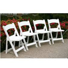 white wedding chairs portable commercial furniture palmer snyder