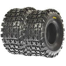 pair of 2 sunf a027 sport atv tires 22x10 10 22x10x10 6 pr ebay