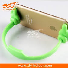 thumb shape mobile phone holder for desk cell phone stand cell