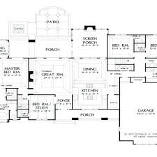 house plans with large kitchen house plans with large kitchens and porches home design plan