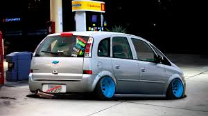opel chevy virtual tuning chevrolet meriva youtube