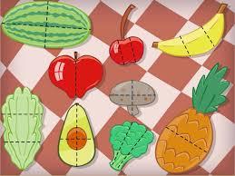 geometry picnic halves thirds quarters game game education com