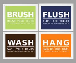 Bathroom Artwork Ideas Kids Rooms Painting Ideas