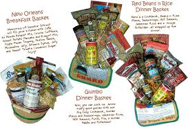 new orleans gift baskets gift packs
