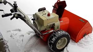 older ariens snow blowers pictures to pin on pinterest pinsdaddy