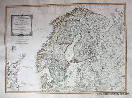 Livonia Michigan Map by A New Map Of The Northern States Containing The Kingdoms Of Sweden