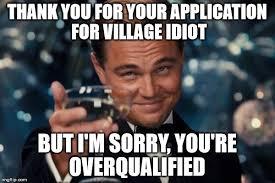 Application Meme - leonardo dicaprio cheers meme imgflip