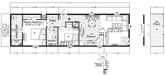 Mobile Home Floor Plans Single Wide Bellaire Ii Mobile Home Floor Plan Factory Expo Home Centers
