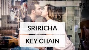 sriracha keychain how to buy sriracha keychain professor savings youtube