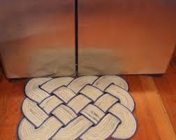 navy rug etsy