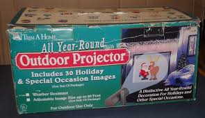 all year round outdoor projector 29 holiday special images trim a
