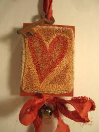 54 best hooked rugs hearts images on primitive